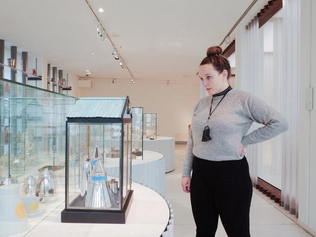 Gents museum analyseert je bezoek om bezienswaardigheden te suggereren