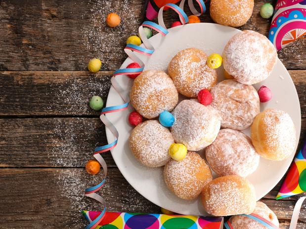 Mardi Gras: 5 recettes gourmandes à partager