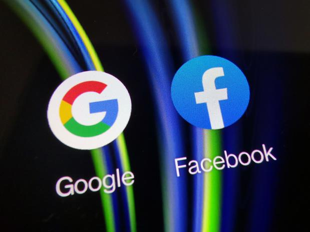 Google accusée de fausser la concurrence en signant un accord avec Facebook