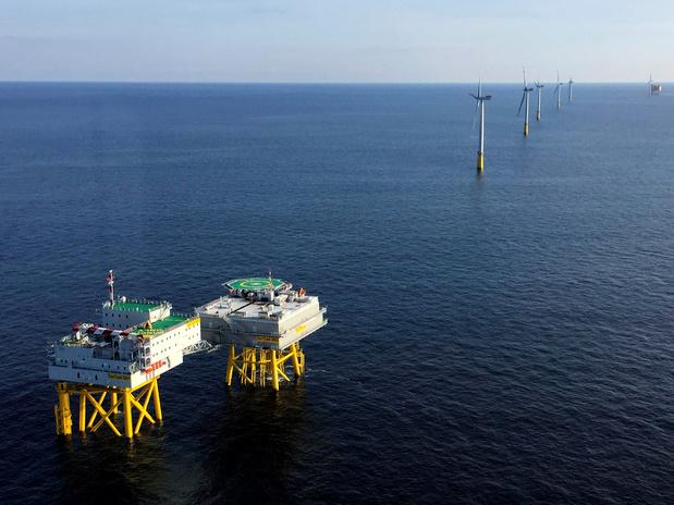 Groen licht voor grootste windpark op zee - ter hoogte van Den Haag