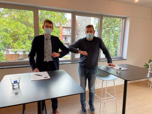 Doorstart voor samenwerking DM en Wachtposten Vlaanderen