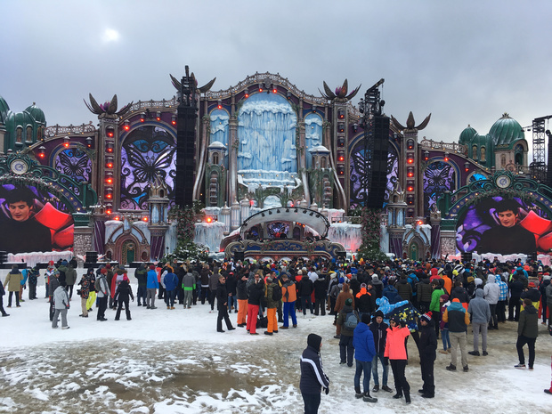 Tomorrowland Winter geannuleerd door coronavirus