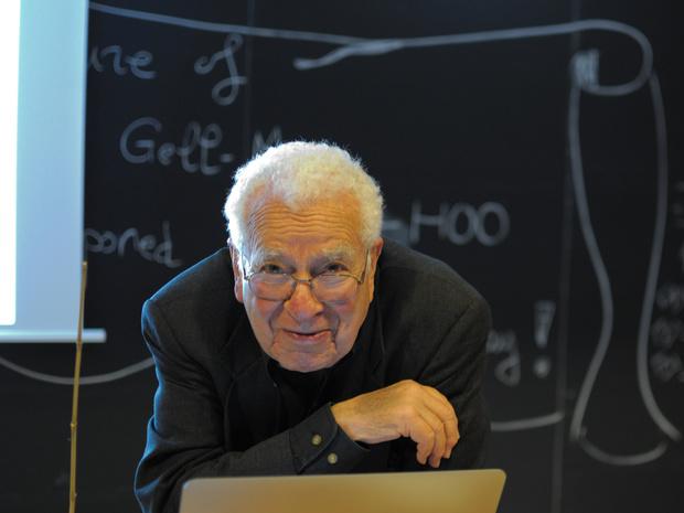 Afscheid van Murray Gell-Mann: de puzzelaar die het patroon van de natuur blootlegde