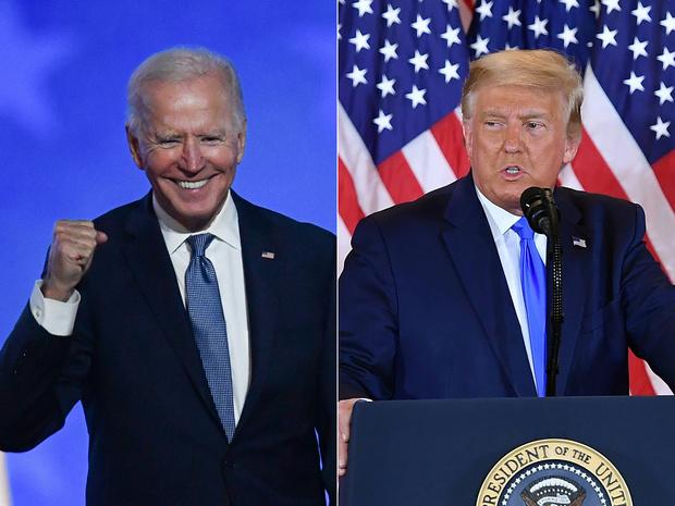 Biden-Trump: vrai débat mais différence faible?