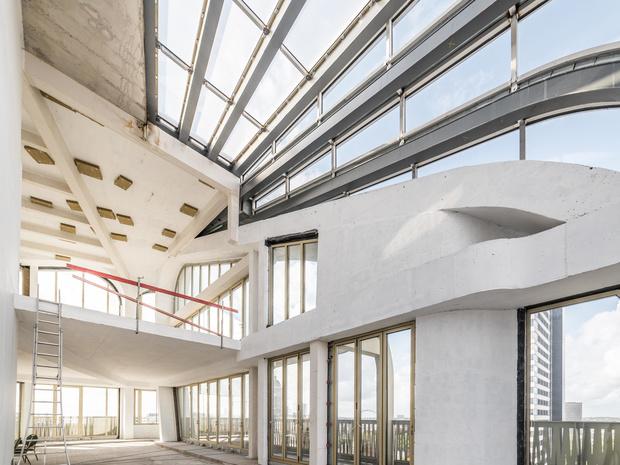 Le plus grand appartement de Belgique enfin vendu (en images)