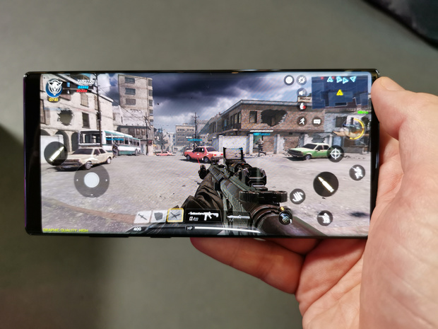 Le Samsung Galaxy Note10 sort aussi en version 'plus'