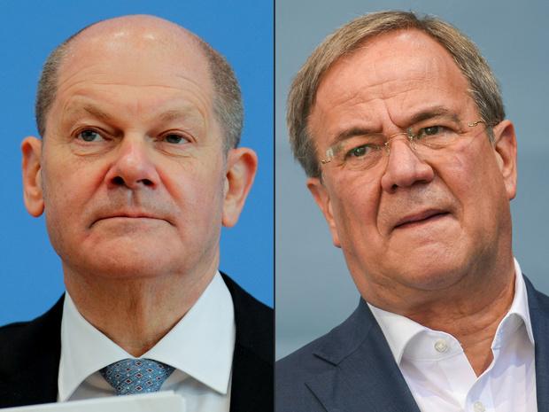 Elections en Allemagne: Sociaux-démocrates et conservateurs au coude-à-coude