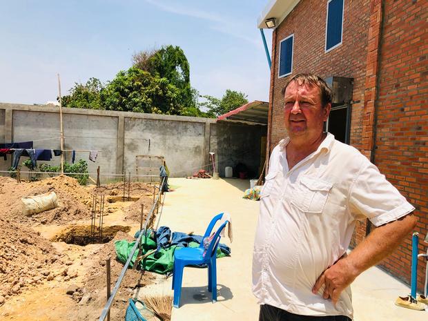Drie Belgen bleven in Cambodja: 'Ik heb een terugkeer maar heel even overwogen'