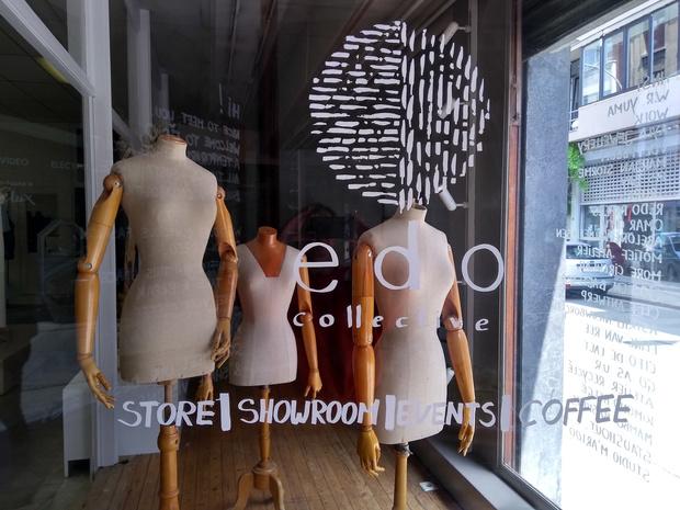 Experimenteel winkelconcept Edo: 'Alles draait rond de combinatie duurzaamheid en schoonheid'