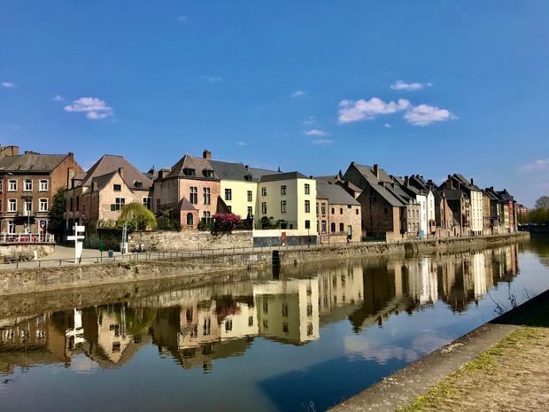 Le prix médian d'une maison en province de Namur passe la barre de 200.000 euros (carte interactive)