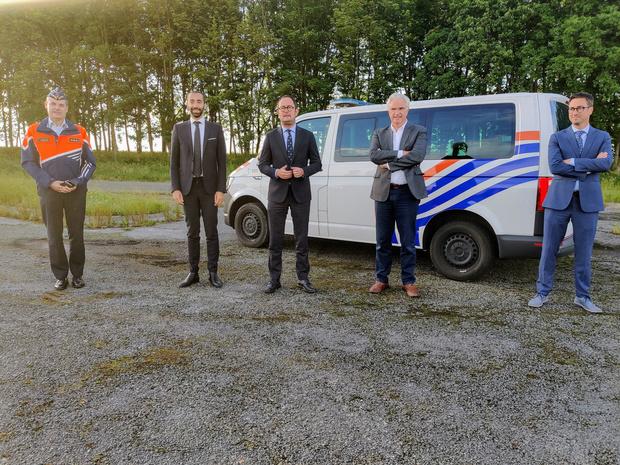 Une action policière franco-belge vise les embarcations de trafiquants d'êtres humains