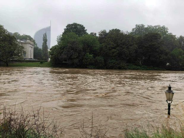 Inondations violentes à Liège: les témoignages de John, Raphaël et Jean-Claude