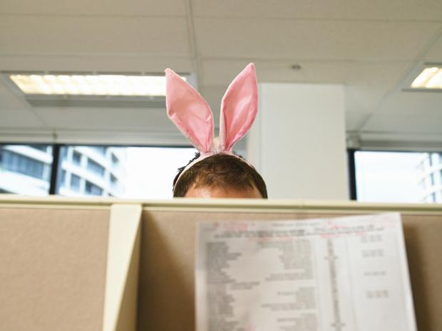 Zo krijgt u meer plezier op kantoor: 'Ontsla uw innerlijke fabrieksbaas'
