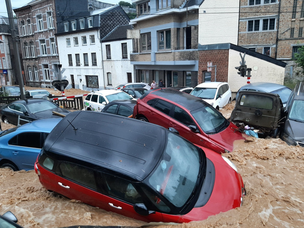 Intempéries: la province de Namur fortement touchée