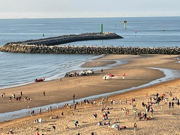 """Enquête sur une plage dangereuse à Ostende: """"Ce n'est pas simple de s'attaquer au problème"""""""