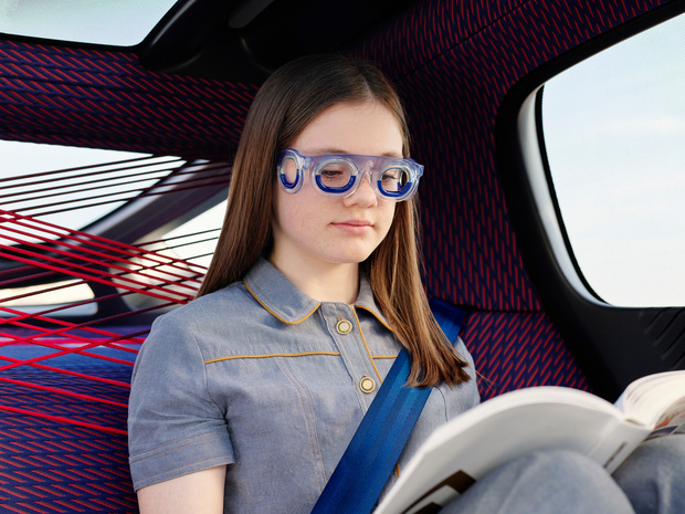 Citroën propose une deuxième version des lunettes Seetroën