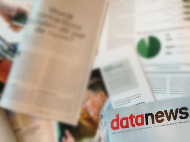 Data News fête ses quarante ans