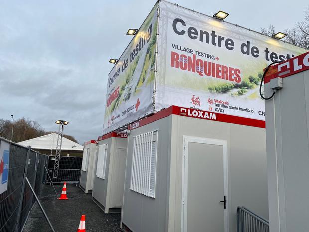 75 lignes de vaccination supplémentaires en Wallonie