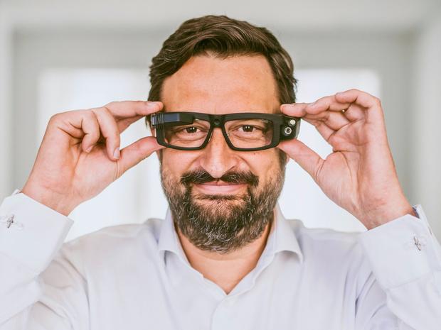 Starter de la semaine: les lunettes intelligentes d'Iristick y arrivent à distance