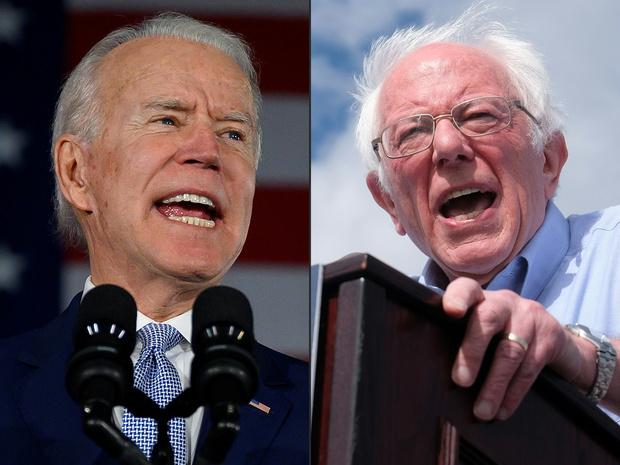 USA: le début d'une nouvelle campagne pour Biden et Sanders