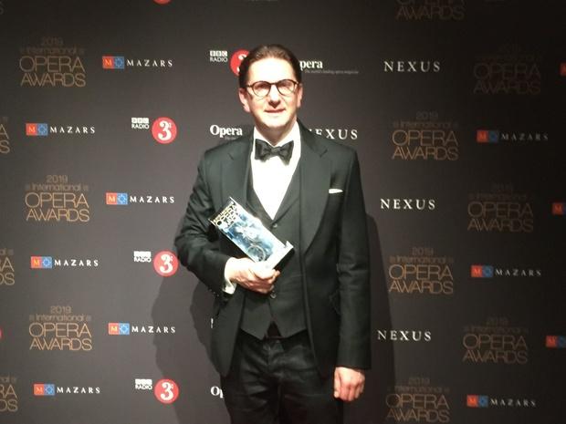 Opera Vlaanderen pakt International Opera Award: 'Het resultaat van tien jaar hard werken'