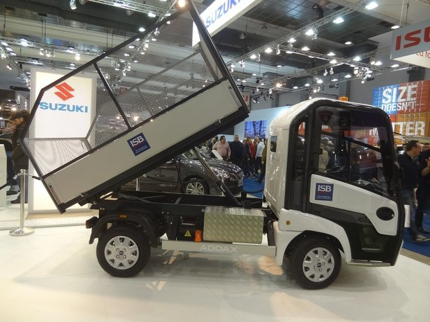 L'Etat belge investit dans le fabricant de camionnettes électriques Addax