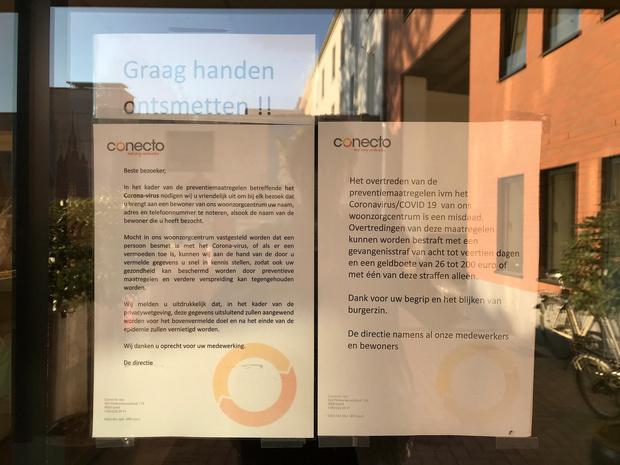 Corona in een woonzorgcentrum: het relaas van een directeur