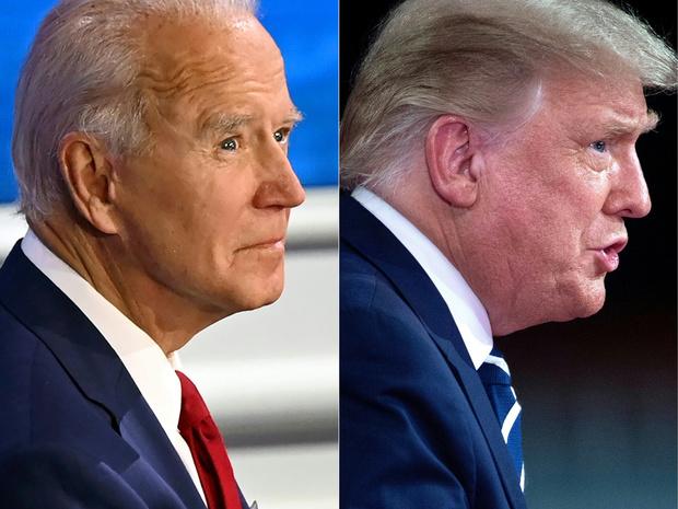Trump weigert complottheorie QAnon te verwerpen: 'U bent toch geen gekke oom?'