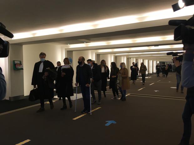 Attentats de Bruxelles: décision sur le renvoi aux assises des suspects