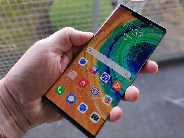 Huawei Mate 30 Pro: y a-t-il encore de la vie sans Google?