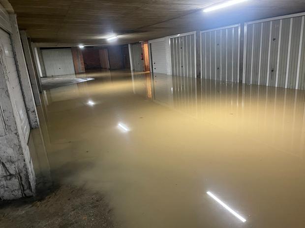 Des débordements de cours d'eau et des caves inondées dans l'est du Brabant wallon