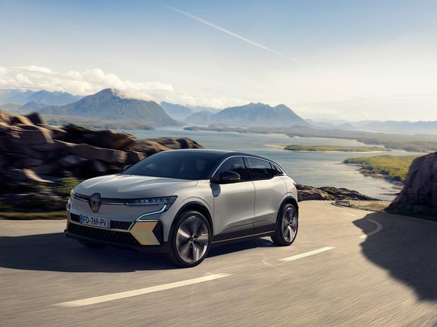 La nouvelle Renault Mégane change complètement de bord