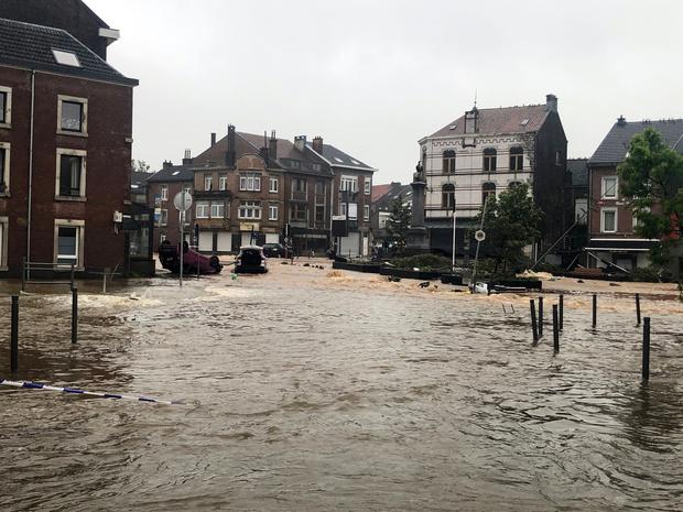 Avant, pendant et après l'inondation: voici les conseils du Centre de crise