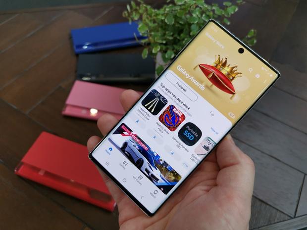 Quasiment deux millions de smartphones vendus en Belgique (UPDATE)