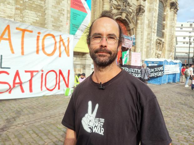 """Grève de la faim des sans-papiers: """"C'est une honte pour la Belgique"""""""