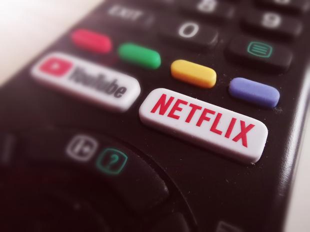 Réduction possible de la qualité d'image Netflix à cause du coronavirus