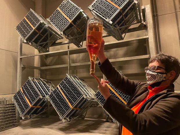 Le premier guide cotant les vins belges sortira bientôt