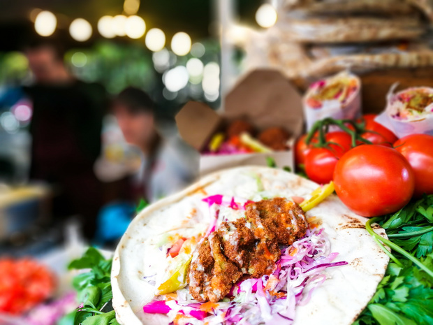 Veganistisch foodfestival komt nu ook naar Antwerpen