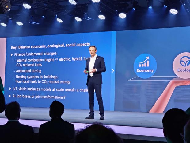 Bosch: 'L'AI doit pouvoir se contenter de moins de données'