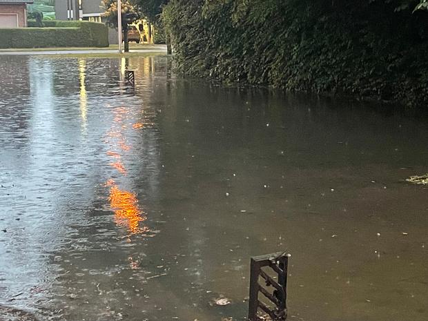 Intempéries: plusieurs cours d'eau en alerte de crue en Wallonie, plan catastrophe à Saint-Trond (vidéos)