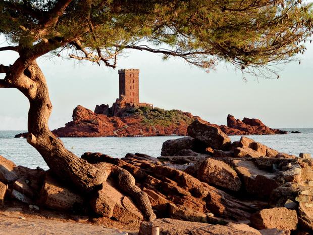 Combinatie Provence en Côte d'Azur