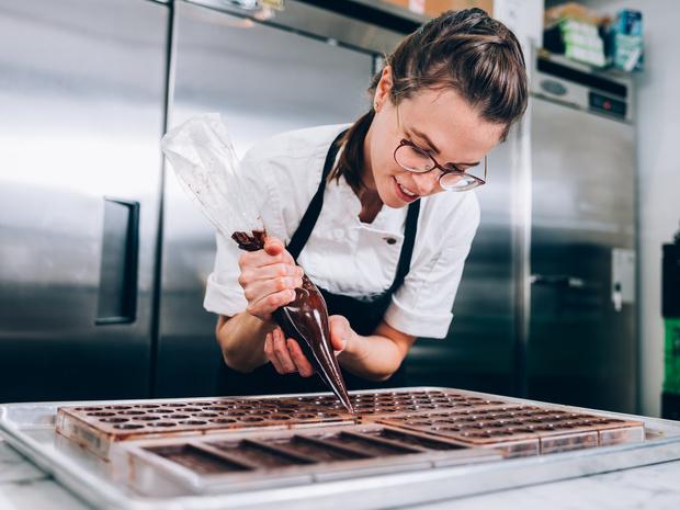 Nieuwe vestiging Chocolate Academy start met cursussen voor liefhebbers