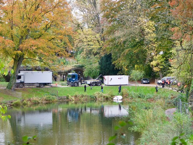 Le corps retrouvé dans un étang à Namur est bien celui de la maman des enfants sauvés