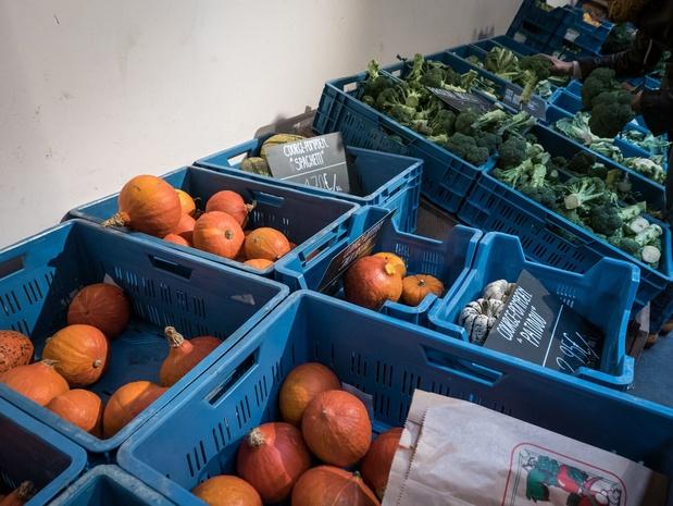 Stagnation de la consommation Bio en Flandre
