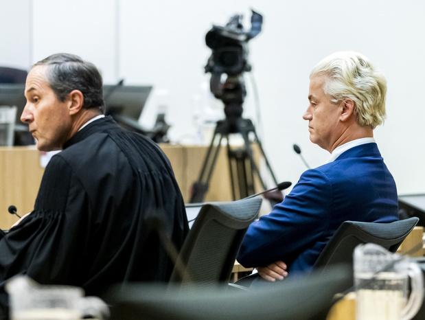 Geert Wilders schuldig aan belediging van Marokkanen - gaat in Cassatie