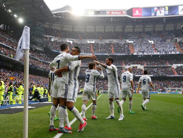 Ce jour-là: un record pour Cristiano Ronaldo