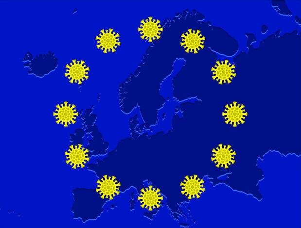 Plus de 30.000 morts du Covid en Europe