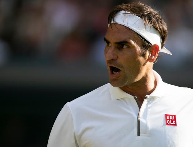 Federer chute contre le 70e mondial