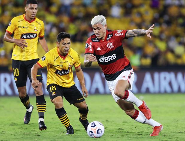 Copa Libertadores: Flamengo rejoint Palmeiras en finale
