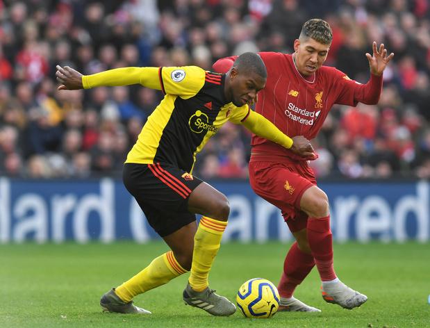 Un assist pour Kabasele contre Manchester United